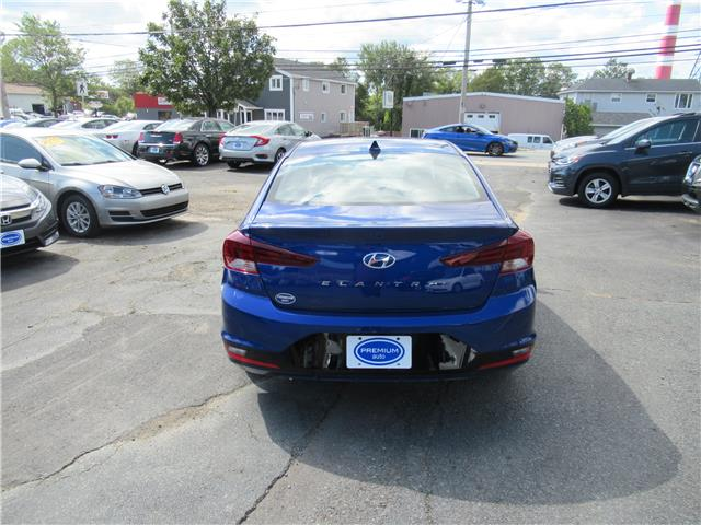 2019 Hyundai Elantra Preferred (Stk: 869742) in Dartmouth - Image 6 of 23