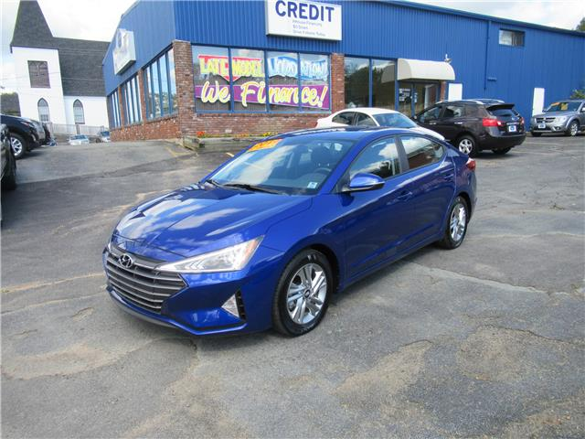 2019 Hyundai Elantra Preferred (Stk: 869742) in Dartmouth - Image 8 of 23