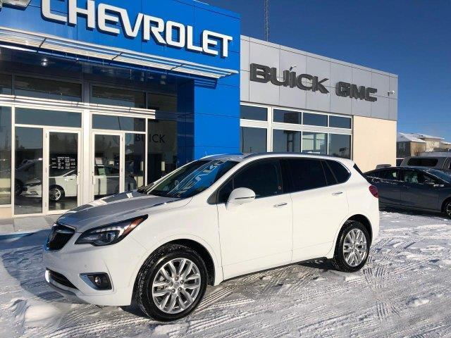 2019 Buick Envision Premium II (Stk: ST9000) in St Paul - Image 1 of 26