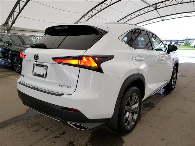 2020 Lexus NX 300 Base (Stk: L20044) in Calgary - Image 4 of 5