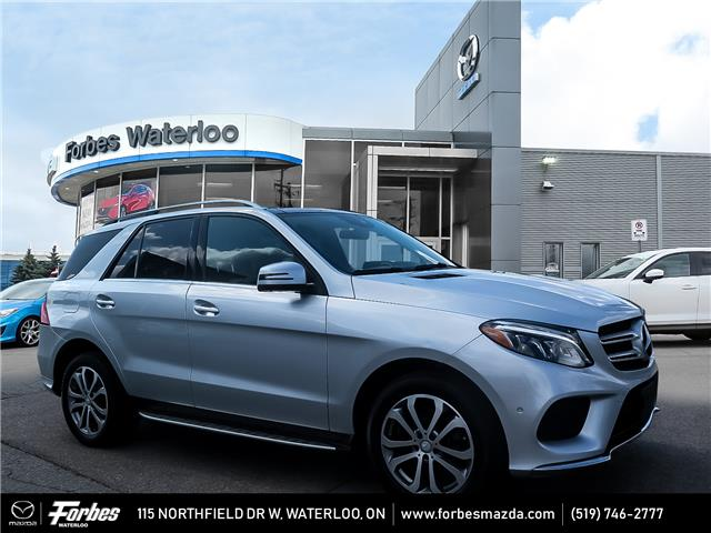 2016 Mercedes-Benz GLE-Class Base (Stk: W2346) in Waterloo - Image 3 of 27