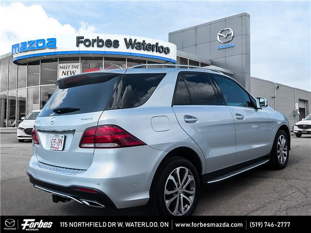 2016 Mercedes-Benz GLE-Class Base (Stk: W2346) in Waterloo - Image 5 of 27