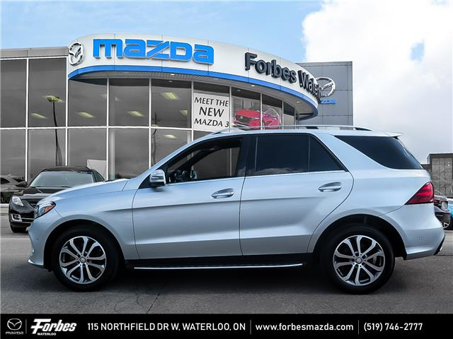 2016 Mercedes-Benz GLE-Class Base (Stk: W2346) in Waterloo - Image 8 of 27