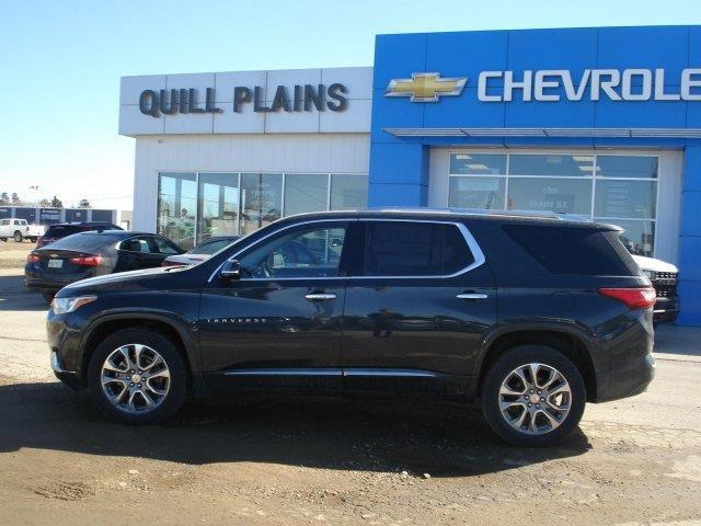 2019 Chevrolet Traverse Premier (Stk: 19T109) in Wadena - Image 1 of 26