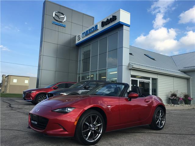 2016 Mazda MX-5 GT (Stk: UC5777) in Woodstock - Image 1 of 15