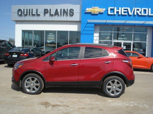 2019 Buick Encore Essence (Stk: 19T116) in Wadena - Image 1 of 20