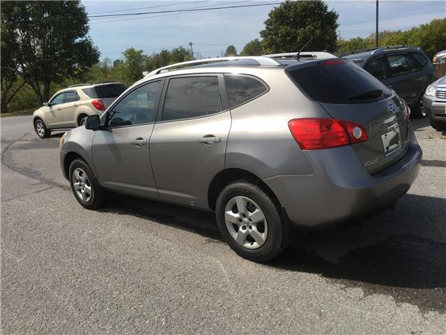 2009 Nissan Rogue S (Stk: 2552) in Kingston - Image 8 of 14