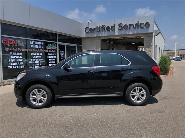 2011 Chevrolet Equinox LS (Stk: 8B079C) in Blenheim - Image 1 of 16