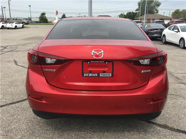 2016 Mazda Mazda3 GS (Stk: UC5776) in Woodstock - Image 4 of 23