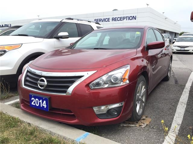 2014 Nissan Altima  (Stk: S19537A) in Newmarket - Image 1 of 1