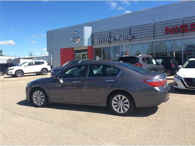 2015 Honda Accord EX-L (Stk: 19-326A) in Smiths Falls - Image 8 of 13