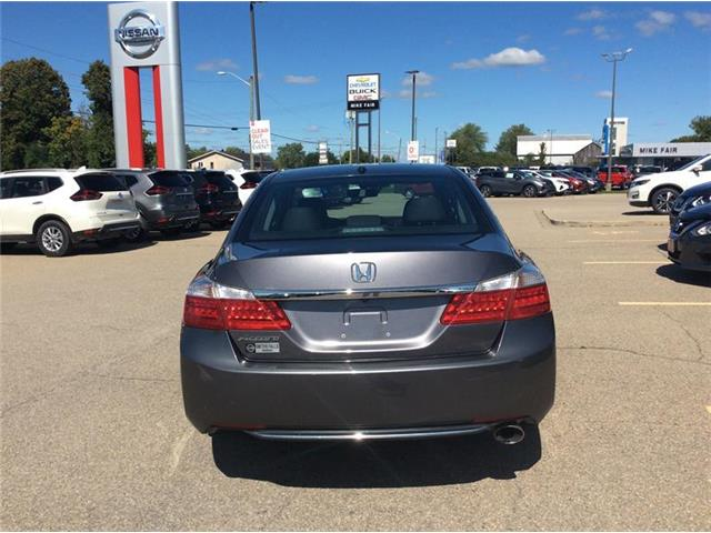 2015 Honda Accord EX-L (Stk: 19-326A) in Smiths Falls - Image 9 of 13