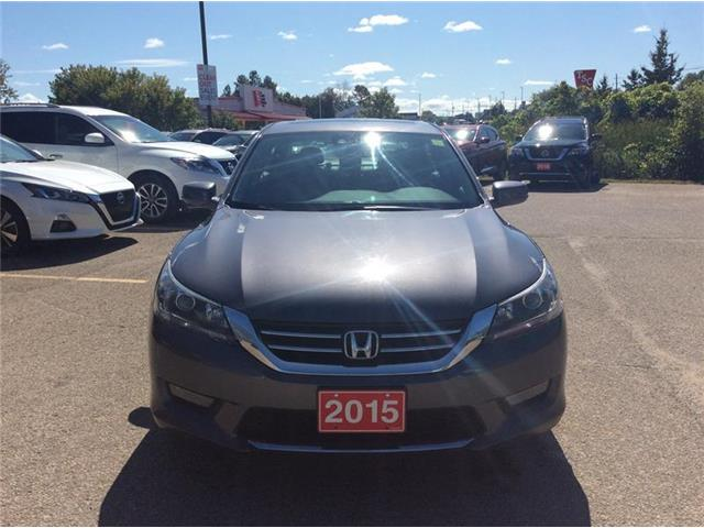 2015 Honda Accord EX-L (Stk: 19-326A) in Smiths Falls - Image 10 of 13