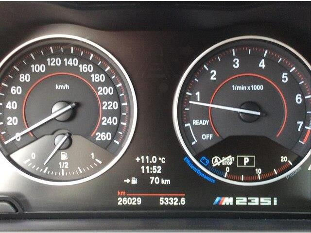 2016 BMW M235i xDrive (Stk: 13431A) in Gloucester - Image 11 of 23