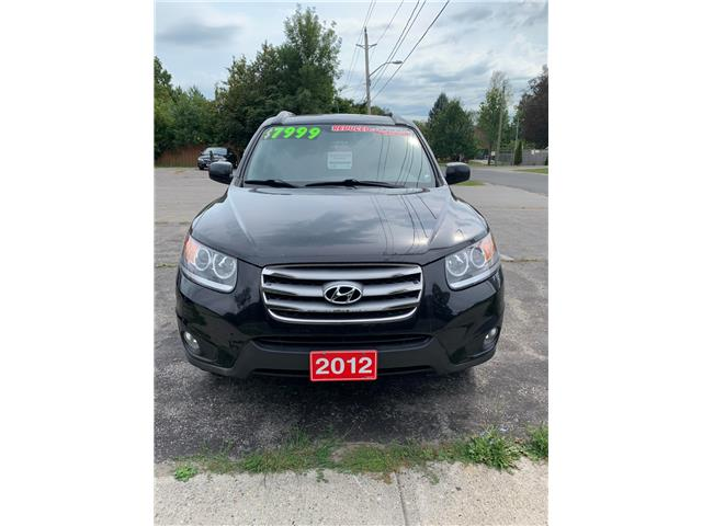 2012 Hyundai Santa Fe GL 3.5 Sport (Stk: ) in Cobourg - Image 1 of 13