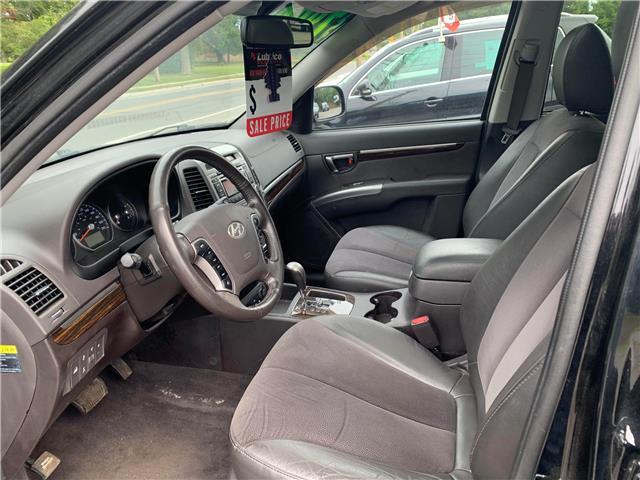 2012 Hyundai Santa Fe GL 3.5 Sport (Stk: ) in Cobourg - Image 11 of 13