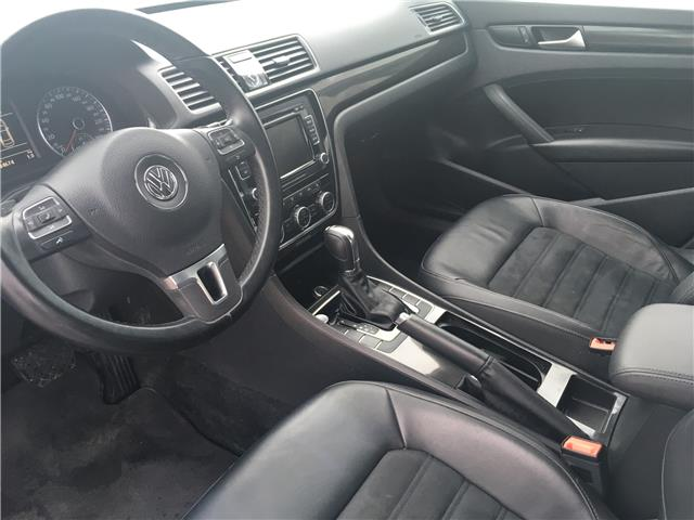 2012 Volkswagen Passat 2.0 TDI Highline (Stk: 12-01086MB) in Barrie - Image 14 of 24