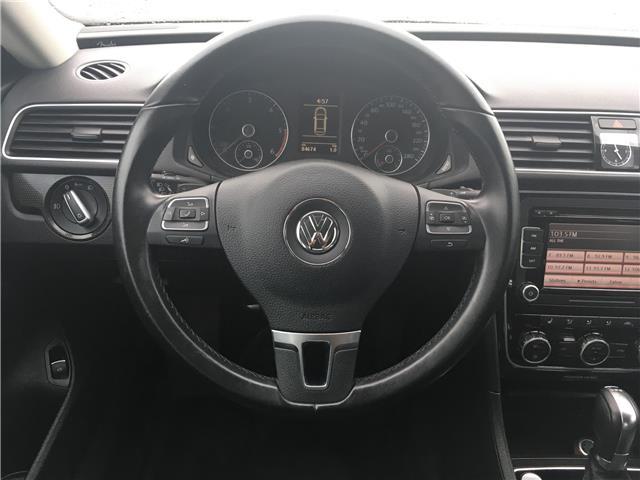 2012 Volkswagen Passat 2.0 TDI Highline (Stk: 12-01086MB) in Barrie - Image 19 of 24