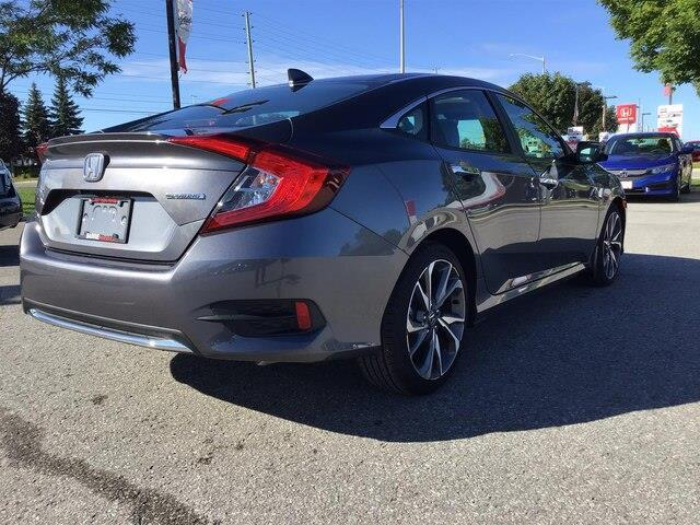 2019 Honda Civic Touring (Stk: 191766) in Barrie - Image 7 of 22