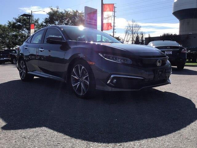 2019 Honda Civic Touring (Stk: 191766) in Barrie - Image 8 of 22