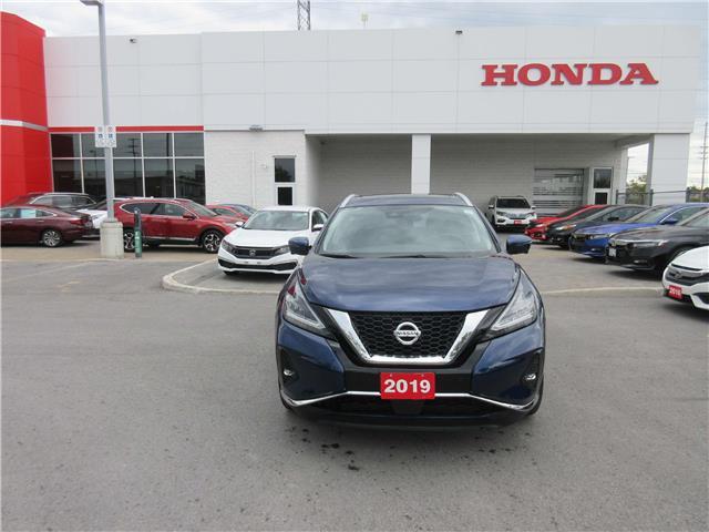 2019 Nissan Murano Platinum (Stk: 26966A) in Ottawa - Image 2 of 26