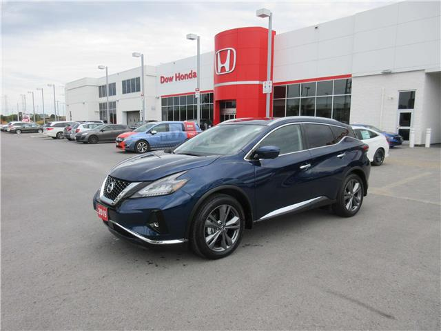 2019 Nissan Murano Platinum (Stk: 26966A) in Ottawa - Image 1 of 26