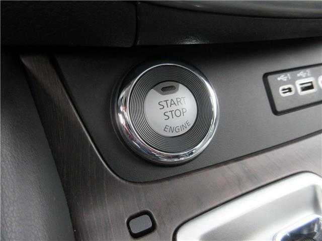 2019 Nissan Murano Platinum (Stk: 26966A) in Ottawa - Image 14 of 26