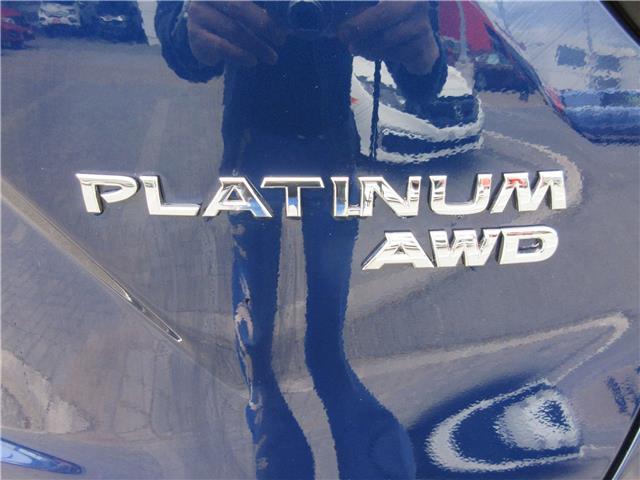 2019 Nissan Murano Platinum (Stk: 26966A) in Ottawa - Image 22 of 26