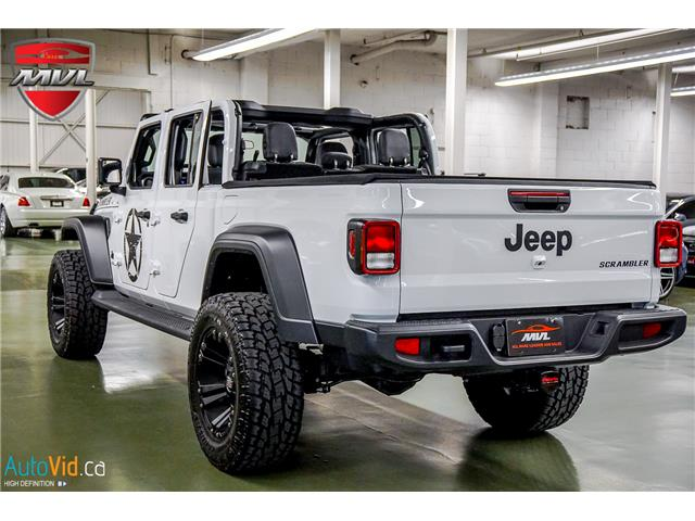 2020 Jeep Gladiator Sport S (Stk: ) in Oakville - Image 4 of 40