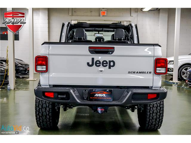 2020 Jeep Gladiator Sport S (Stk: ) in Oakville - Image 5 of 40