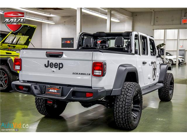 2020 Jeep Gladiator Sport S (Stk: ) in Oakville - Image 6 of 40