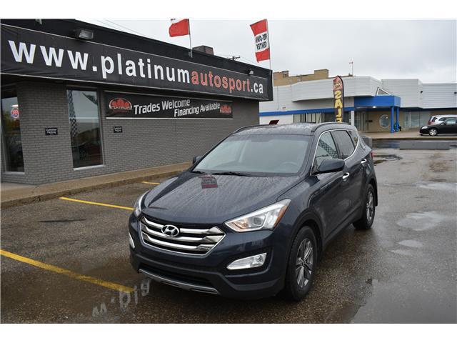 2013 Hyundai Santa Fe Sport 2.0T Premium (Stk: PP487) in Saskatoon - Image 1 of 18