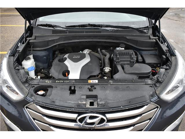 2013 Hyundai Santa Fe Sport 2.0T Premium (Stk: PP487) in Saskatoon - Image 17 of 18