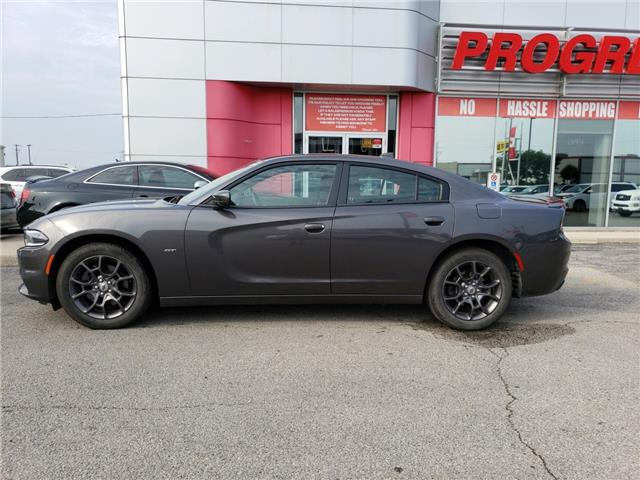 2018 Dodge Charger GT (Stk: JH265939) in Sarnia - Image 4 of 11