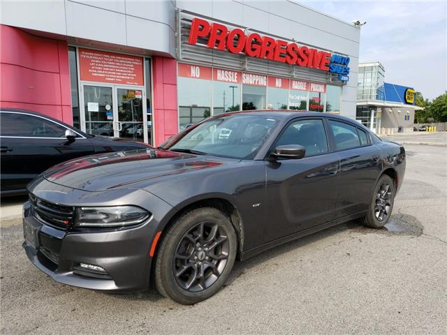 2018 Dodge Charger GT (Stk: JH265939) in Sarnia - Image 1 of 11