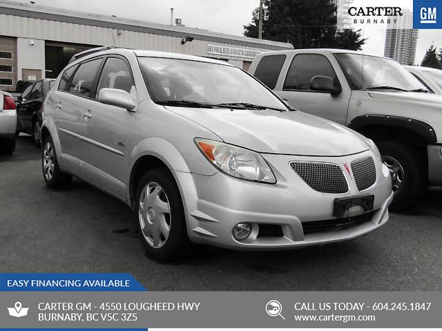 2005 Pontiac Vibe Base (Stk: K7-83032) in Burnaby - Image 1 of 1