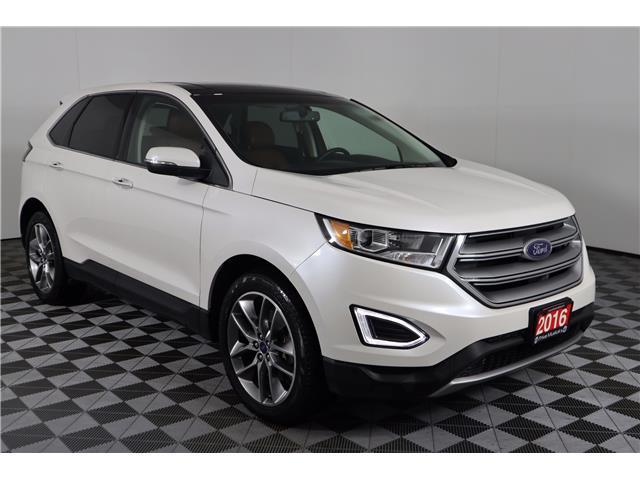 2016 Ford Edge Titanium 2FMPK4K87GBC38855 219368A in Huntsville