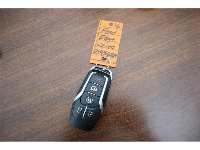 2016 Ford Edge Titanium (Stk: 219368A) in Huntsville - Image 38 of 39