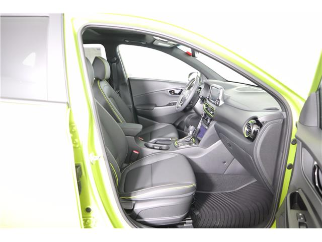 2020 Hyundai Kona 1.6T Ultimate w/Lime Colour Pack (Stk: 120-033) in Huntsville - Image 13 of 34