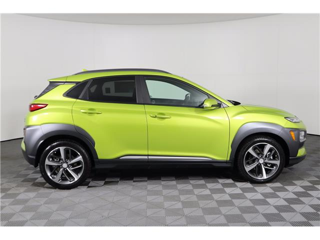 2020 Hyundai Kona 1.6T Ultimate w/Lime Colour Pack (Stk: 120-033) in Huntsville - Image 8 of 34