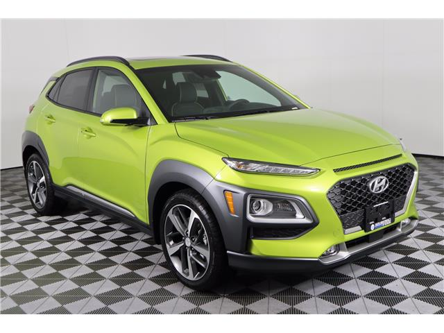 2020 Hyundai Kona 1.6T Ultimate w/Lime Colour Pack (Stk: 120-033) in Huntsville - Image 1 of 34
