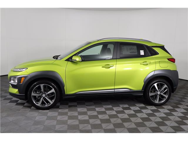 2020 Hyundai Kona 1.6T Ultimate w/Lime Colour Pack (Stk: 120-033) in Huntsville - Image 4 of 34