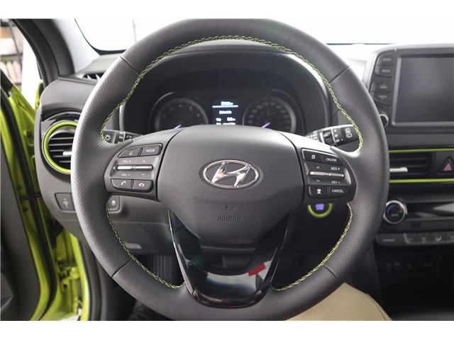 2020 Hyundai Kona 1.6T Ultimate w/Lime Colour Pack (Stk: 120-033) in Huntsville - Image 20 of 34
