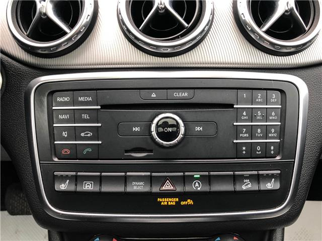 2017 Mercedes-Benz GLA 250 Base (Stk: CW002A) in Cobourg - Image 16 of 23
