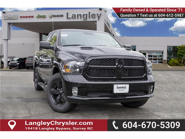 2019 RAM 1500 Classic ST (Stk: K652031) in Surrey - Image 1 of 21