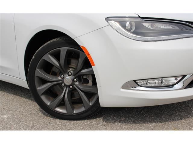 2015 Chrysler 200 C (Stk: D0119) in Leamington - Image 4 of 30