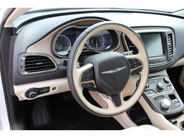 2015 Chrysler 200 C (Stk: D0119) in Leamington - Image 9 of 30