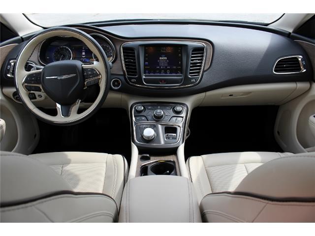 2015 Chrysler 200 C (Stk: D0119) in Leamington - Image 10 of 30