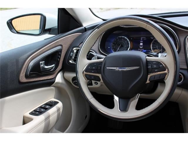 2015 Chrysler 200 C (Stk: D0119) in Leamington - Image 17 of 30