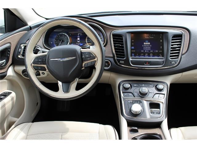 2015 Chrysler 200 C (Stk: D0119) in Leamington - Image 19 of 30